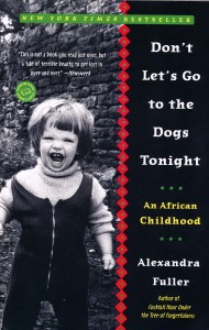 Don't Lets Go to the Dogs Tonight cover image